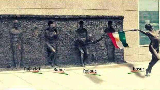 National Review: Kürtler bağımsız bir devlet hayal etti