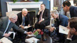 Pence: Operasyonu durdurma, ateşkeş görüşmeleri için Türkiye'ye gidiyorum