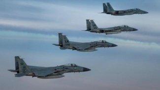 Reuters: ABD uçakları Rojava'da 'güç gösterisi' yaptı