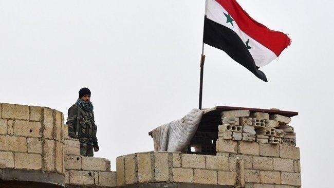 Rus medyası: ABD'nin boşalttığı üsler Şam'ın kontrolüne geçti