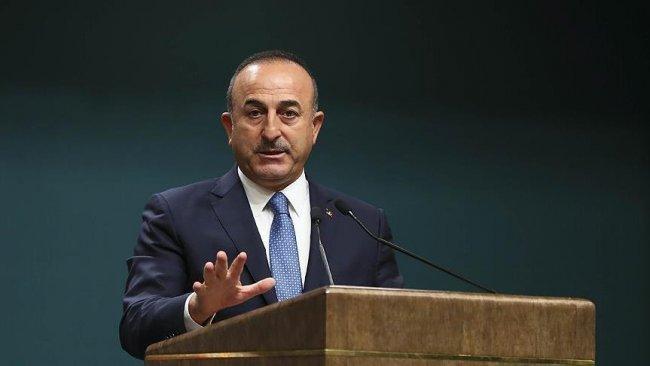 Çavuşoğlu: Rusya YPG'yi  bölgeden çıkartırsa, buna karşı çıkmayız