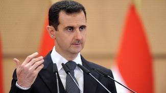 Esad'tan ilk açıklama: Türkiye'ye yanıt veririz!