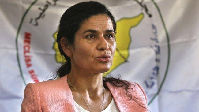 İlham Ahmed: Suriye ile anlaşmamız askeri çerçevede