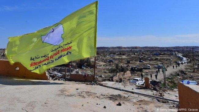 Rus uzman: ABD, Kürtleri kendi kaderleriyle baş başa bıraktı