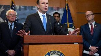 ABD'li Senatör: 'Bu bir ateşkes değil, Türkiye'ye verilmiş bir kapitülasyon'
