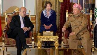 Başkan Barzani'den Rojava açıklaması:  Kürtlerin ödediği bedelleri göz önünde bulundurmalı