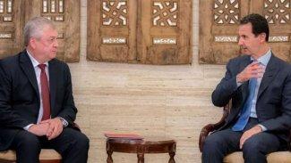 Esad: Tüm yasadışı güçler topraklarımızdan çekilsin