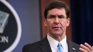 Mark Esper: ABD güvenli bölgede yer almayacak