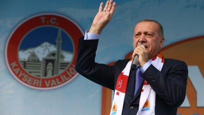 Erdoğan: Süre bittiği an kaldığımız yerden devam ederiz