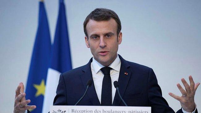 Macron: Kürtler, Fransa'nın daimi dostudur