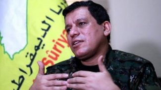 Mazlum Kobani: Türkiye DSG'nin çekilmesine izin vermiyor