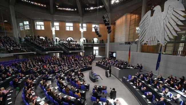 Alman meclisi: Türkiye'nin harekatı devletlerarası hukuka aykırı