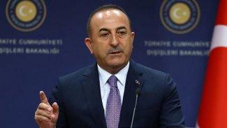 Çavuşoğlu: Rusya ile Kobani ve Menbiç'i görüşeceğiz
