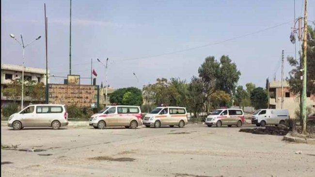 DSG Sözcüsü: Serêkaniyê'yi tamamen tahliye ettik