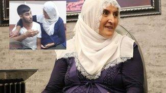 HDP'nin önünde eylem yapan anne oğlunu evlendirdi