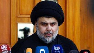 Sadr'dan gösterilere destek mesajı