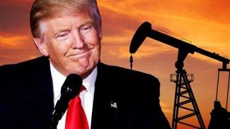 Trump'tan yeni açıklama: Petrolü güvenceye aldık