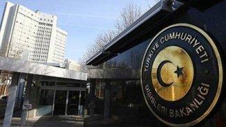 Türkiye'den Af Örgütü'nün 'savaş suçu' raporuna yanıt