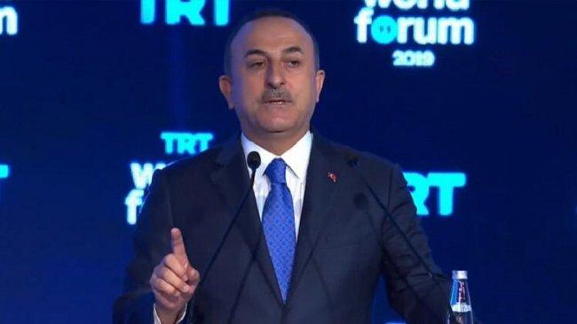 Çavuşoğlu: Kürtlere karşı bir duruşumuz yok