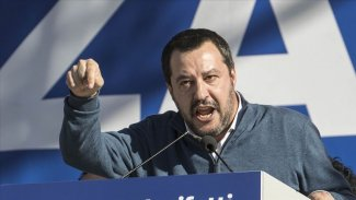 İtalyan siyasetçi Salvini: Kürtlerin yok edilmesine izin vermeyeceğiz