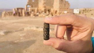 Kürt ilinde 3 bin yıllık mühür bulundu