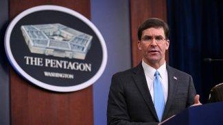 Pentagon: Askerlerimiz tamamen çekilmiyor