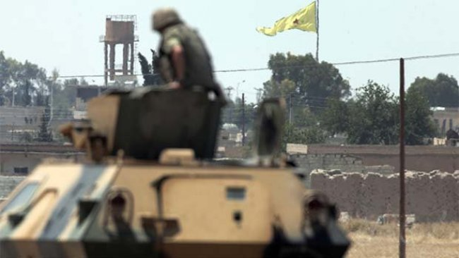 Rus Rossiya 1: Türk ordusu daha fazla ileriye gidemeyecek, Kürtler daha fazla geriye çekilmeyecek