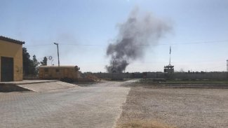YPG'den SMO üssüne havanlı saldırı