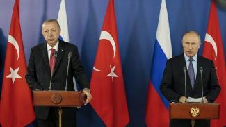 Erdogan-Putin görüşmesinden DSG'ye 150 saat