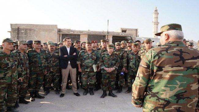 Esad'tan DSG-Şam anlaşması hakkında açıklama