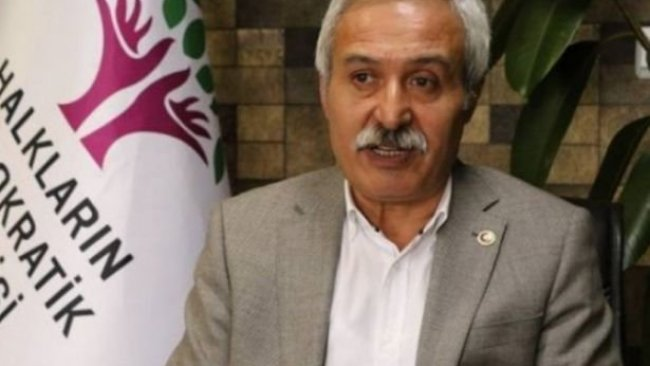 HDP'li Selçuk Mızraklı tutuklandı