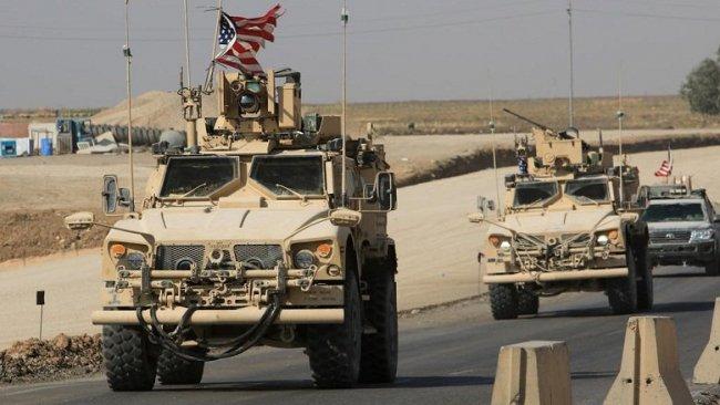 Irak'tan Rojava'dan Kürdistan Bölgesine gelen ABD askerler için açıklama