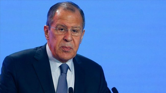 Lavrov: Türkiye'nin Barış Pınarı Harekâtı sonlandırılıyor