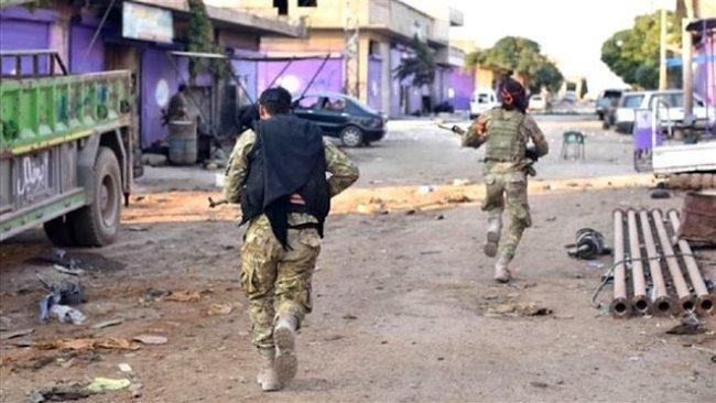Suriye Milli Ordusu'na bombalı saldırı