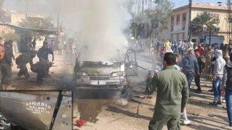 Kamışlo'da patlatılan aracın satıldığı firma yetkilisinden açıklama