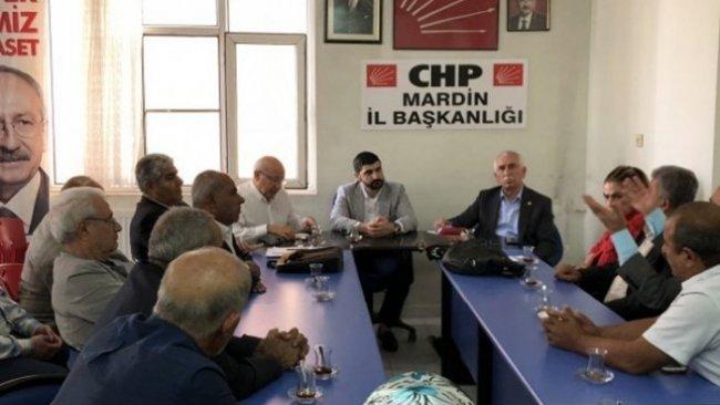 Mardin CHP'de tezkere istifası: İktidarın yolu Kürtlerden geçer
