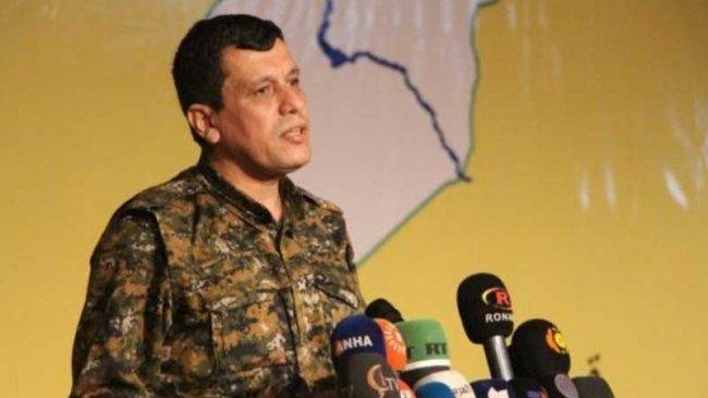 Mazlum Kobane, Trump'n teşekkürüne teşekkürle cevap verdi