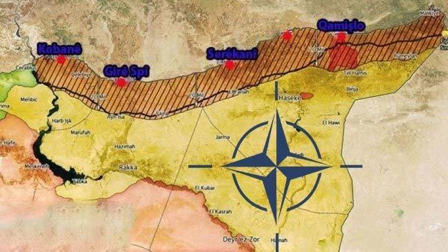 NATO ve Almanya'dan 'uluslararası güvenli bölge' görüşmesi