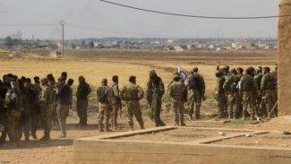Suriye Milli Ordusu'ndan harekat bilançosu