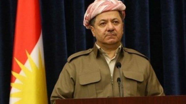 Başkan Barzani'den Kürt siyasetçi için taziye mesajı