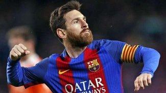 Messi yine bir ilke imza attı