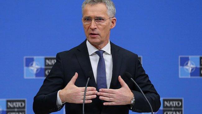 NATO'dan Almanya'nın 'Güvenli Bölge' teklifine destek