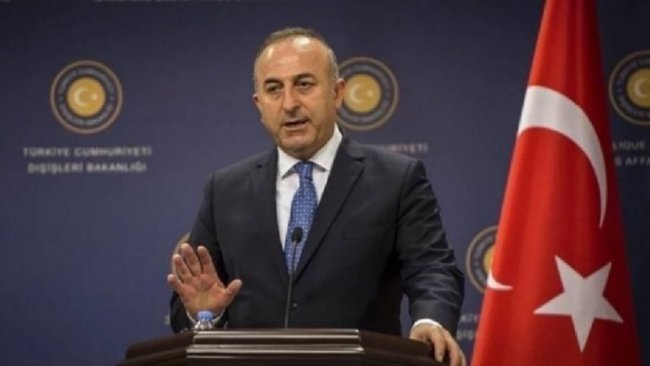 Çavuşoğlu: ABD'ye yazılı nota ile 'Mazlum Kobani'yle görüşme olamaz' dedik