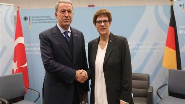 Reuters: Almanya'nın 'uluslararası güvenli bölge' önerisi Türkiye ve ABD'nin desteğini aldı
