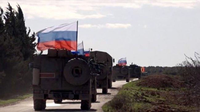 300 Rus askeri polisi Rojava'ya ulaştı