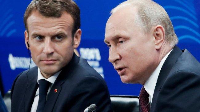 Rusya: Macron, Soçi mutabakatını takdir etti