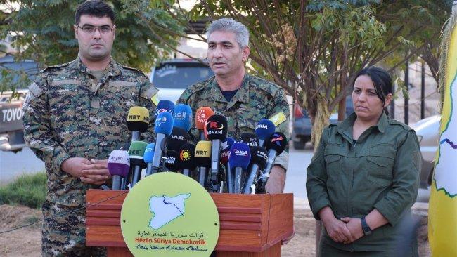 'Bağdadi, ABD ve DSG'nin ortak operasyonu ile öldürüldü'