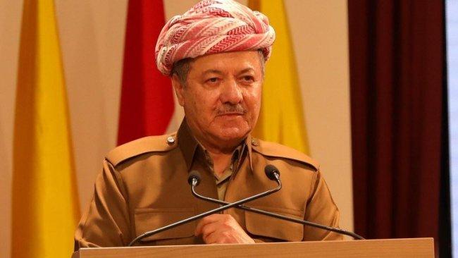 Başkan Barzani'den Bağdadi mesajı