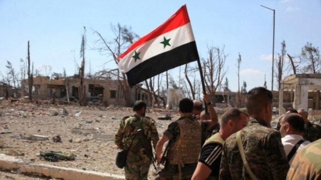 DSG'nin çekilme kararı sonrası Şam'dan ilk açıklama