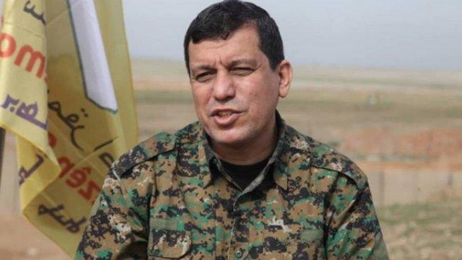 Mazlum Kobane'den ABD-DSG operasyonuna ilişkin yeni açıklama